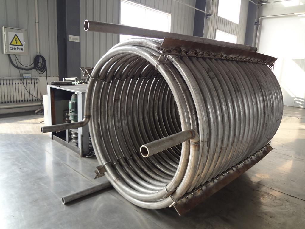 大口径不锈钢耐高温盘管